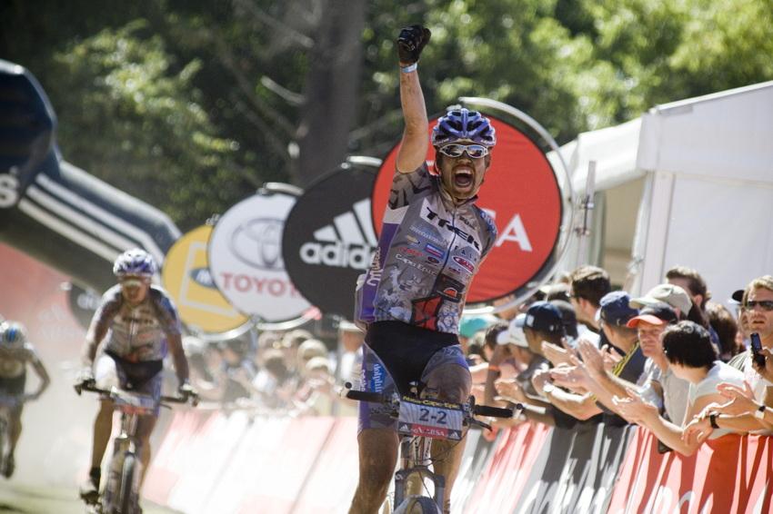 ABSA Cape Epic 2010 - 2. etapa: Jelmer Pietersma doj�d� pro etapov� v�t�zstv�