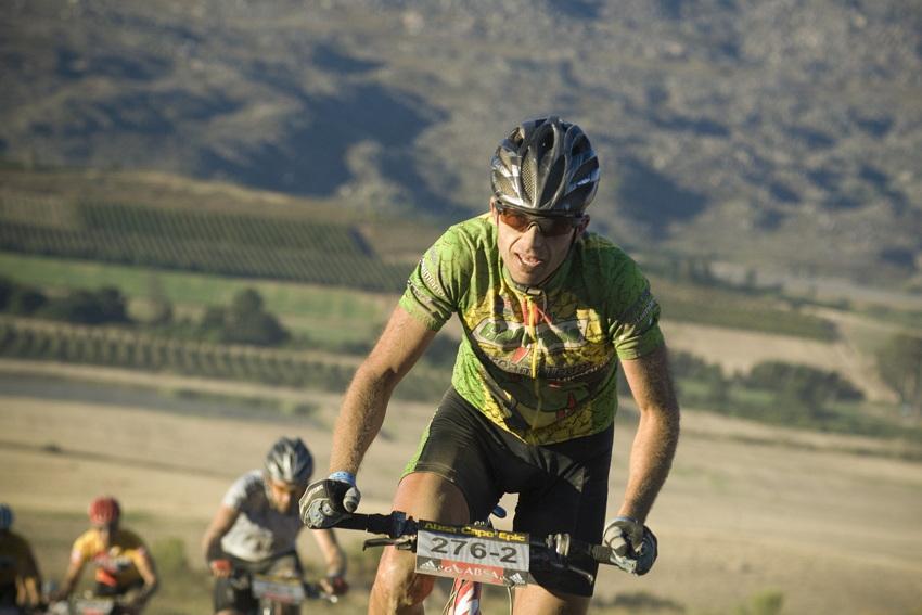 ABSA Cape Epic 2010 - 3.etapa: Milan Špolc