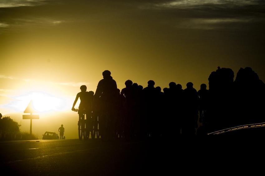 ABSA Cape Epic 2010 - 4.etapa: start v Ceres