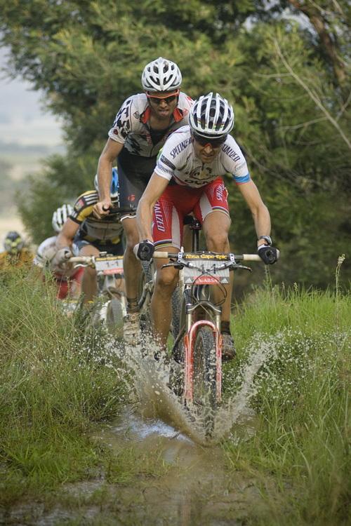 ABSA Cape Epic 2010 - 4.etapa: Christoph Sauser