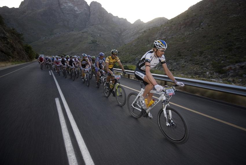 ABSA Cape Epic 2010 - 4.etapa: