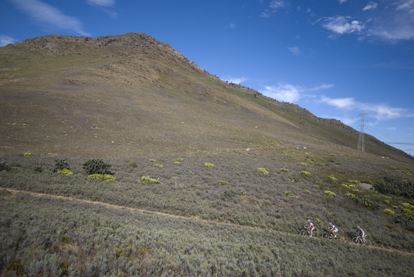ABSA Cape Epic 2010 - 4.etapa: