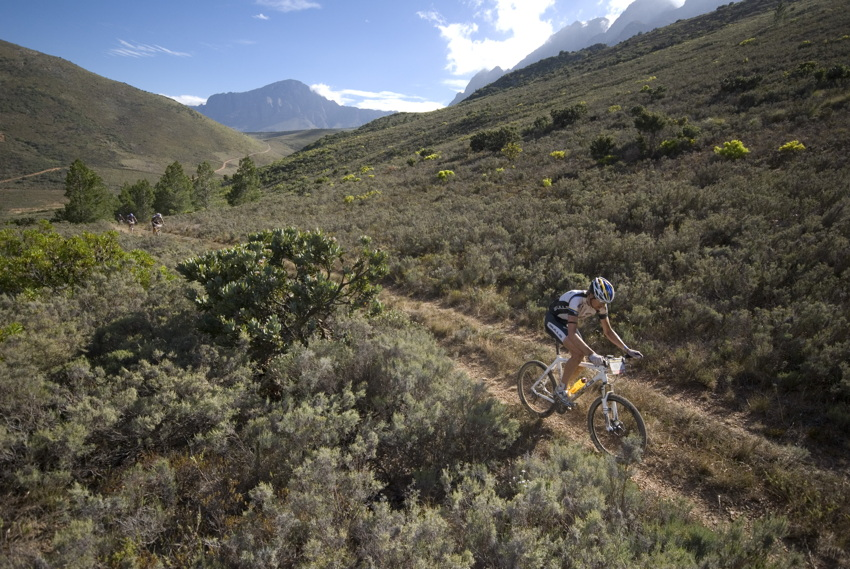 ABSA Cape Epic 2010 - 4.etapa: Thomas Dietsch