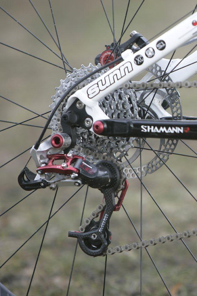 Sunn Shamann S1