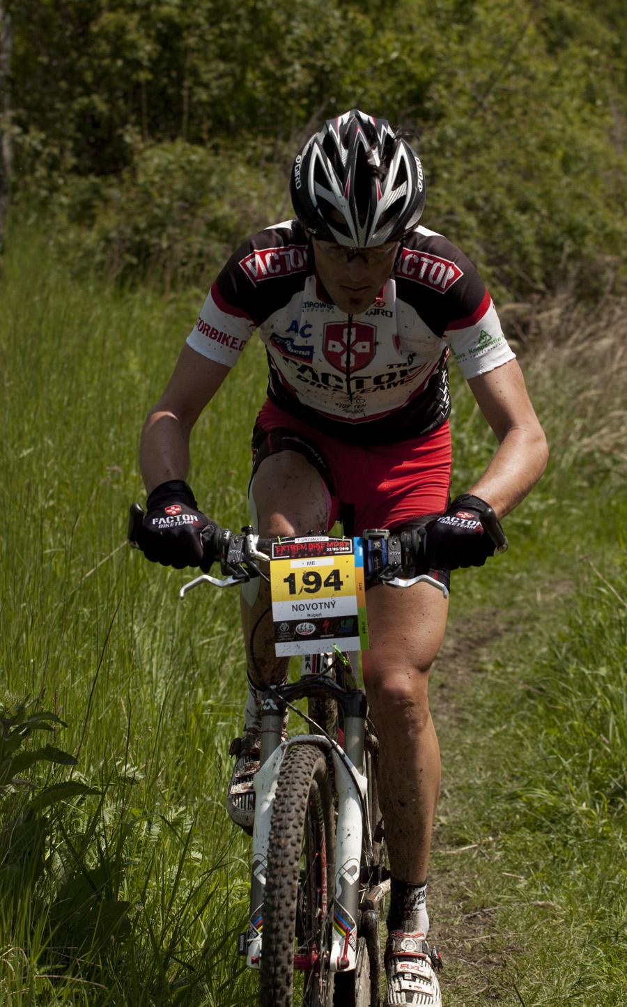 Extreme bike Most
