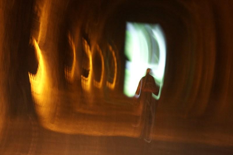Author Šela Marathon - klasický tunel ve Slavičíně