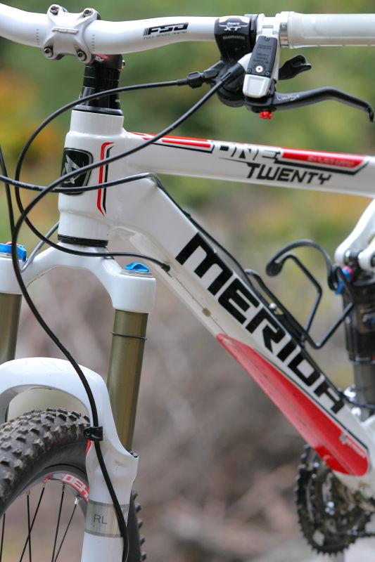 Merida One Twenty HFS 3000 D - TEST