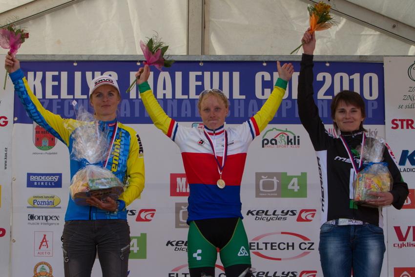 MČR: 1. Havlíková, 2. Radová, 3. Tlamková