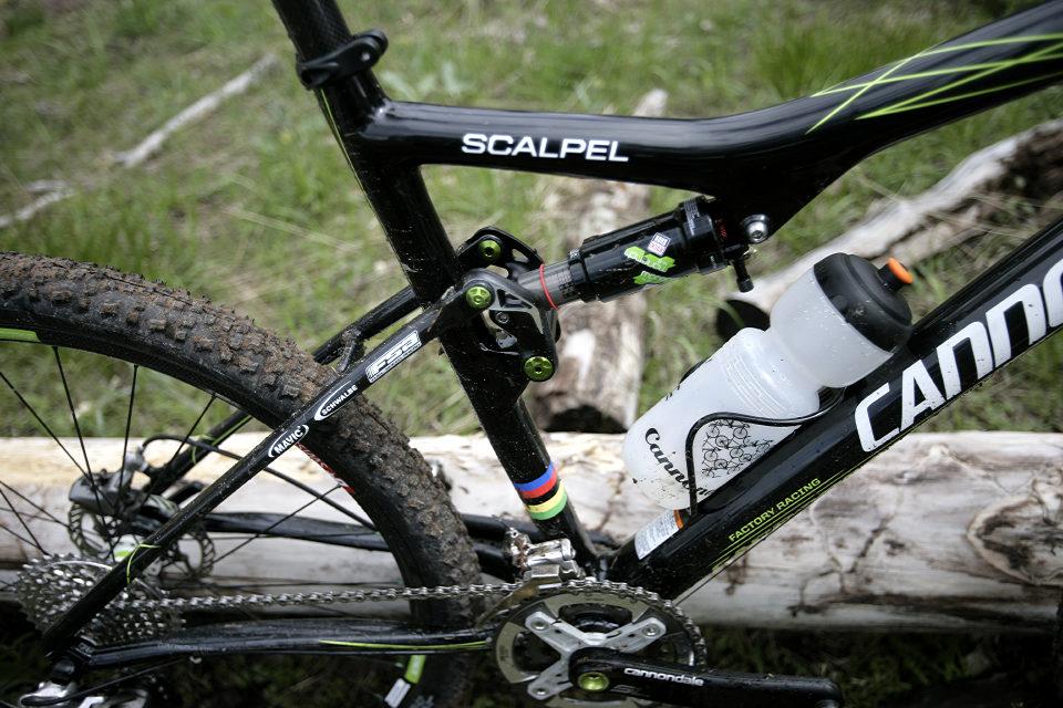 Prezentace Cannondale Scalpel 2011 - Utah