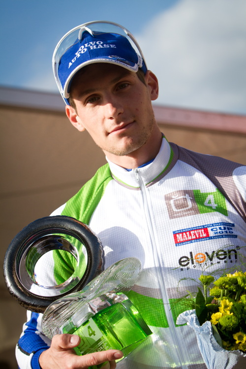 Martin Jakš vyhrál pohár ČT4 Sport