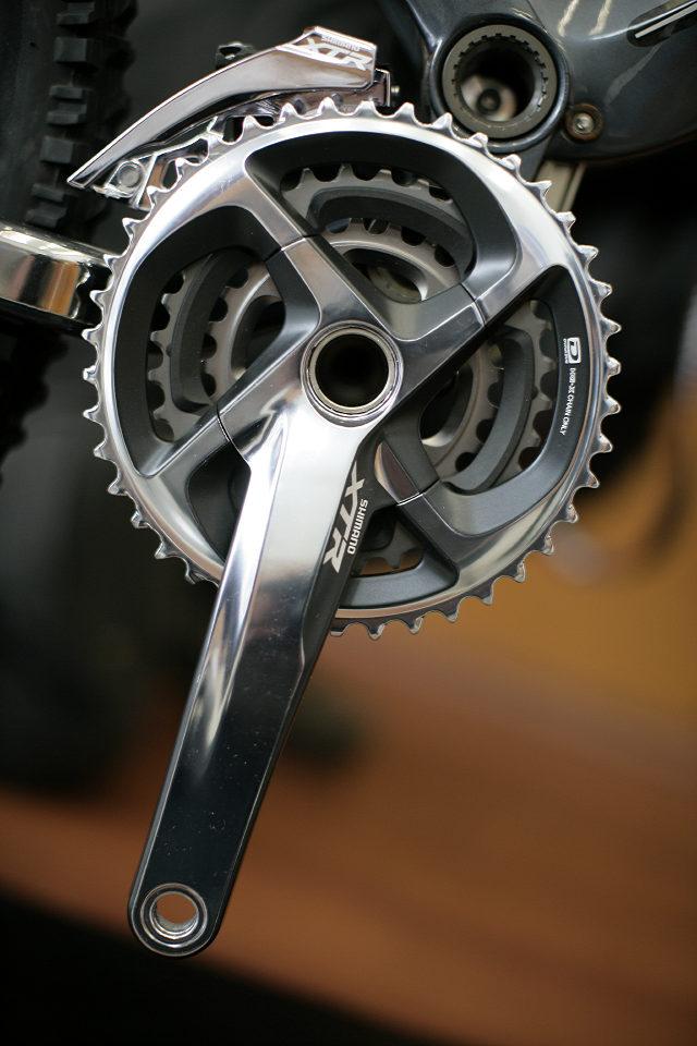 Shimano XTR 2011 obrazem