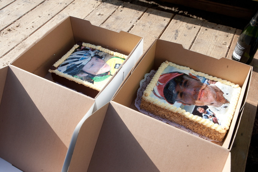 dorty pro vítěze