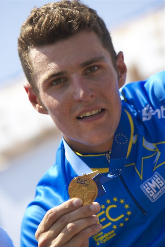 Jaroslav Kulhavý a zlatá medaile