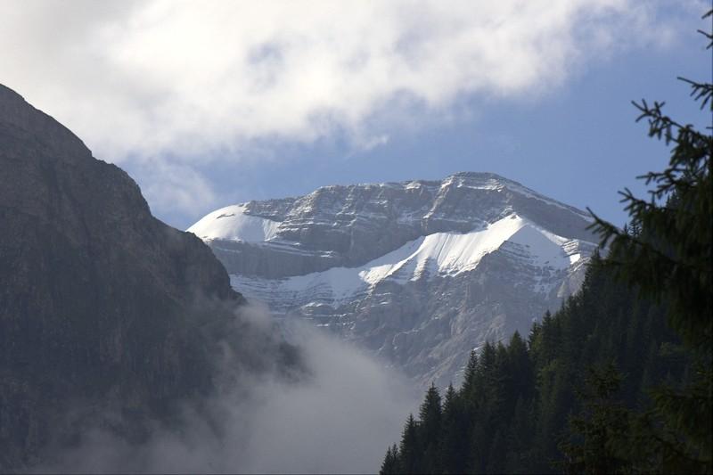 Kuk, sněžilo už ve 2500 metrech!