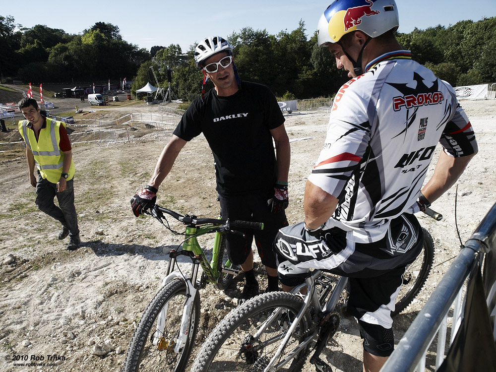 Michal Prokop v rozhovoru s Brianem Lopesem