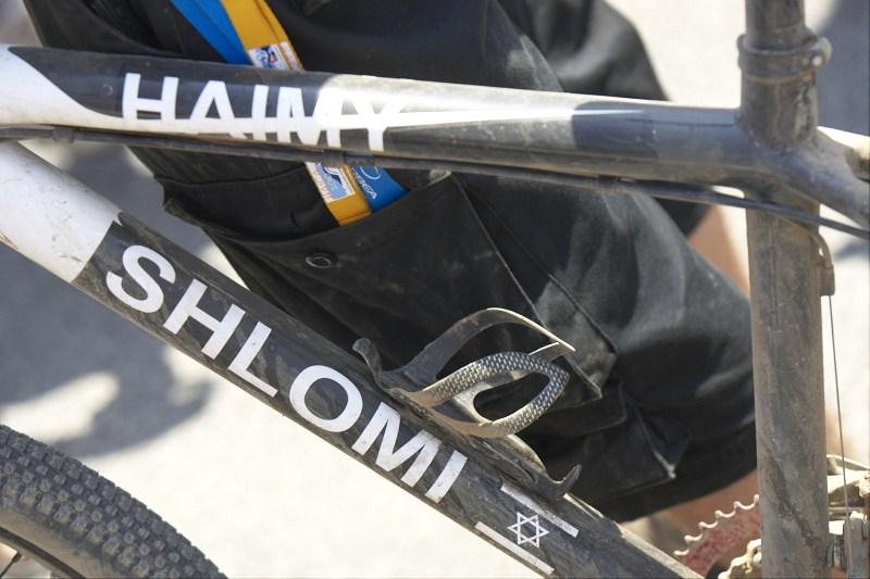 Haimy Shlomi - nejúspěšnější domácí biker
