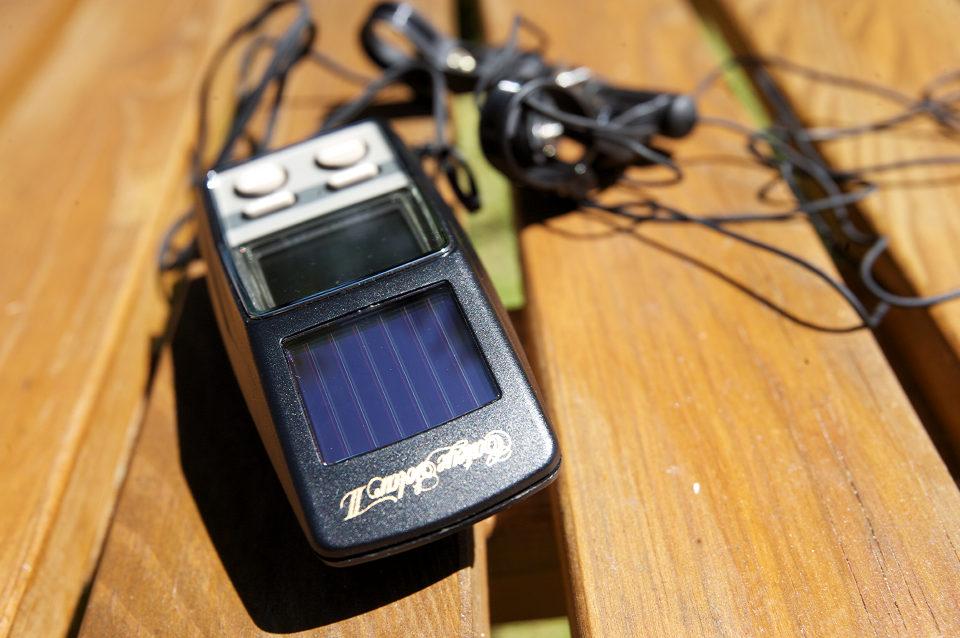 Solární pohon před dvaceti lety