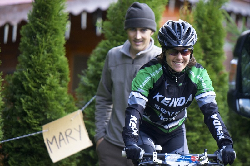 Mary and Michael v kempu