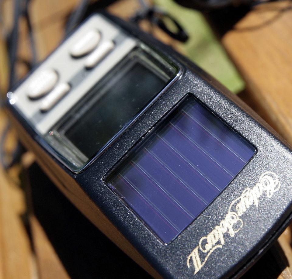 Cateye Solar II obrazem