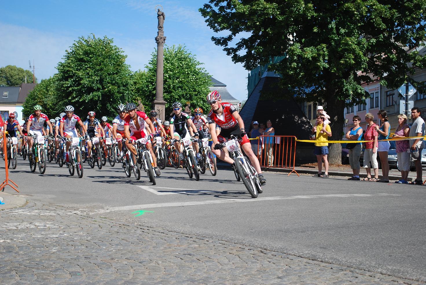 Krkonošský maraton 2010 (Lomnice nad Popelkou)