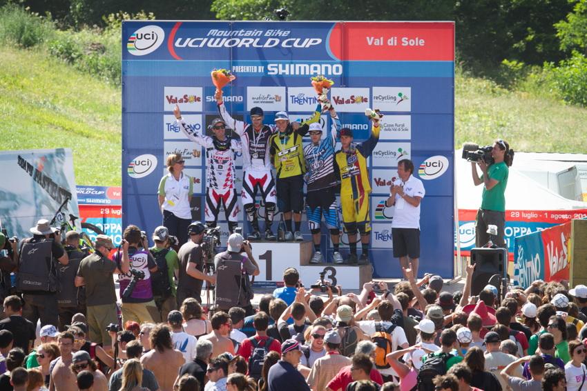 Světový pohár DH Val di Sole