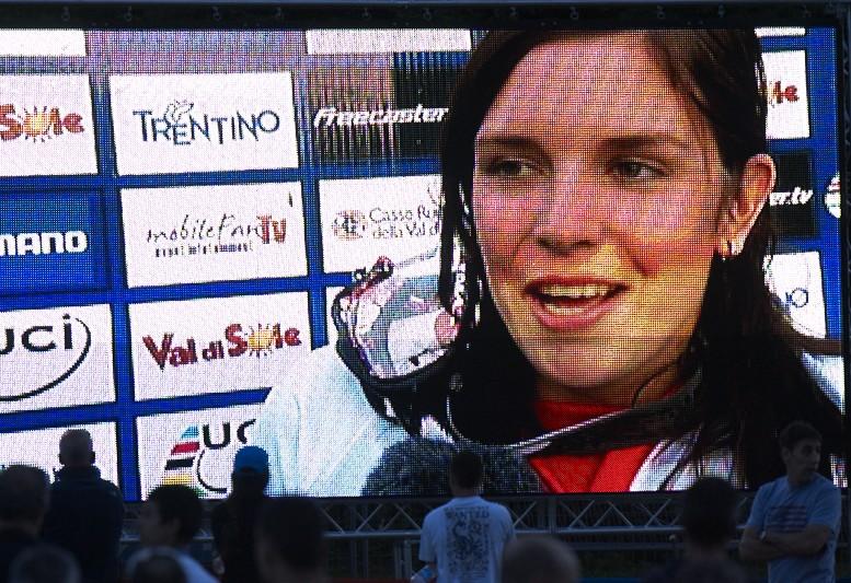Anneke Beerten neměla konkurenci