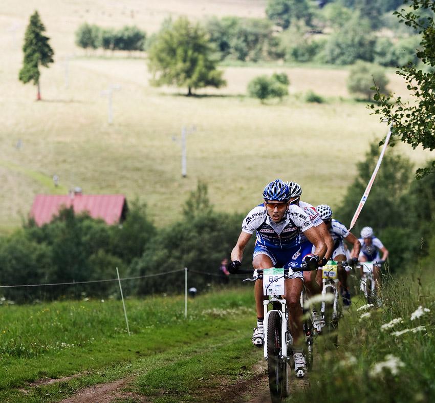 Šumavský maraton České spořitelny 2010