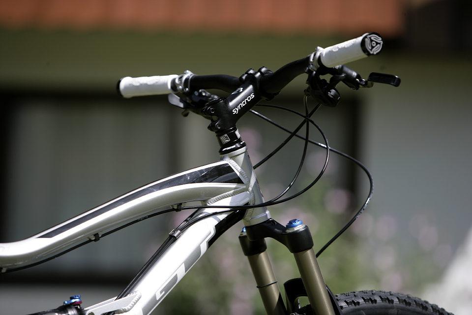Allmountain bike GT 2011