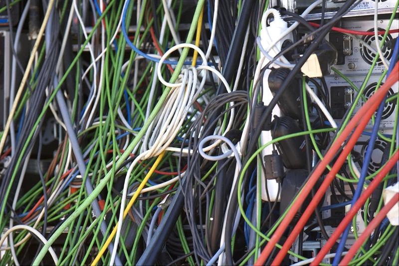 Trochu drátků v přenosovém voze Freecasteru