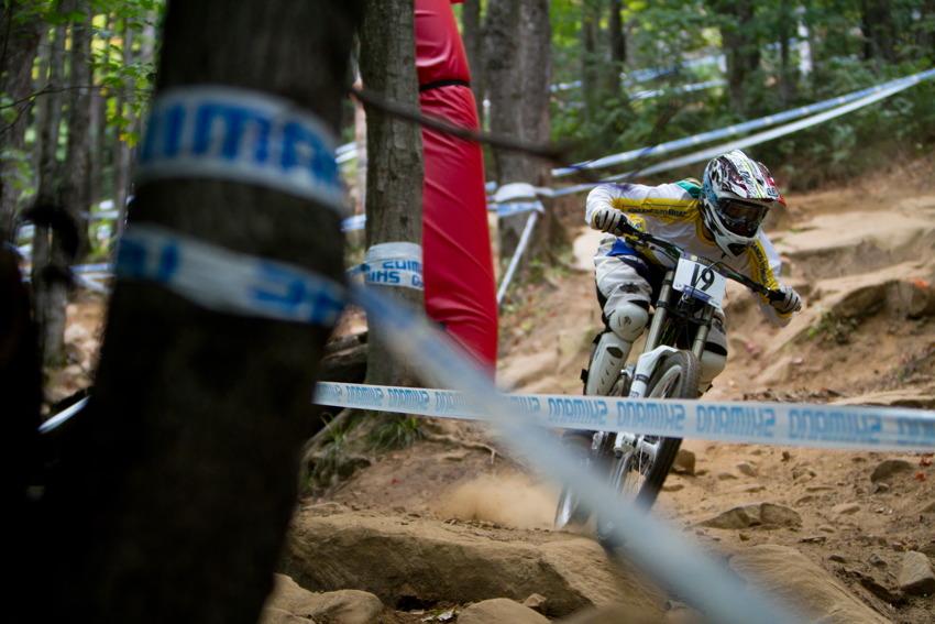 Mistrovství světa DH 2010 - Mont Sainte Anne /CAN/