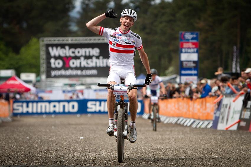 Alexander Gehabarer vítězí
