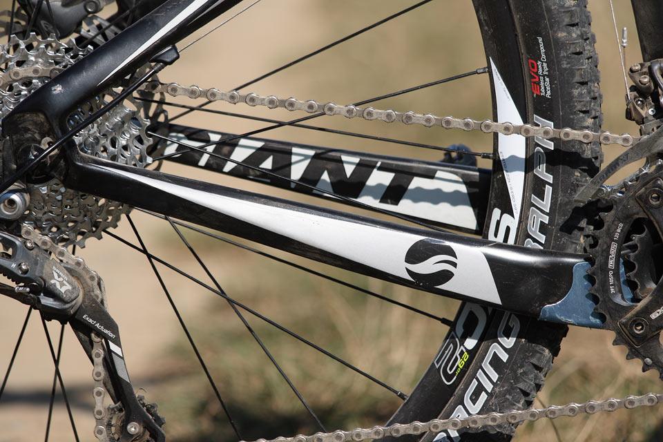 Giant XtC Composite 29er 1: TEST