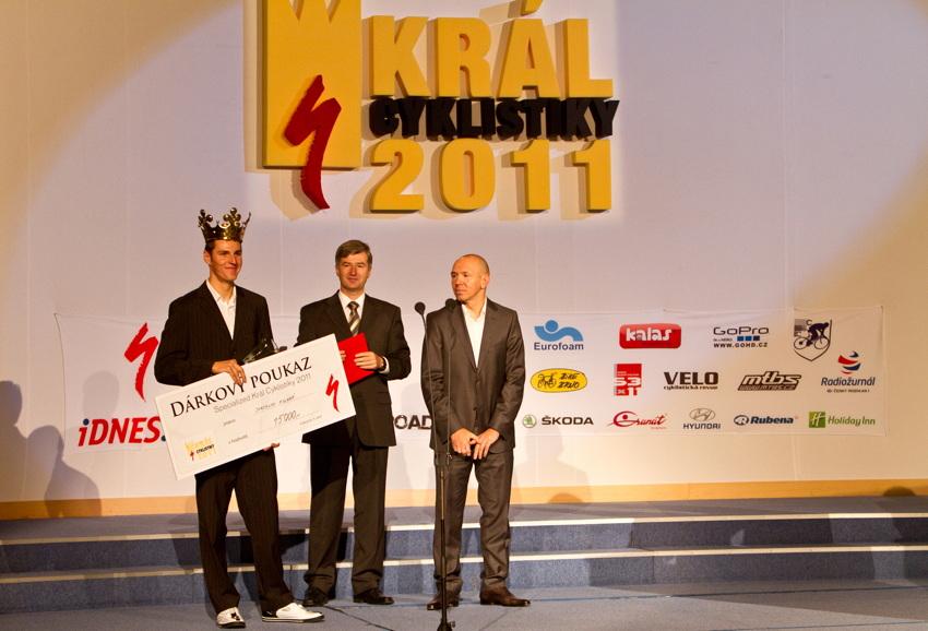 Králem cyklistiky je Jaroslav Kulhavý