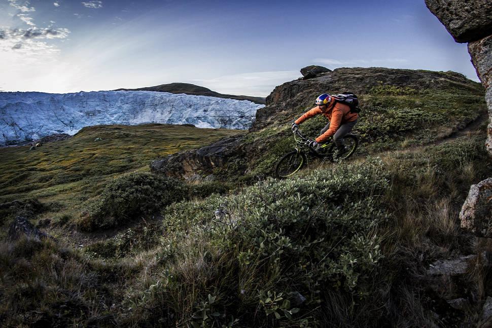 Petr Kraus v Grónsku - zelený ostrov ledu