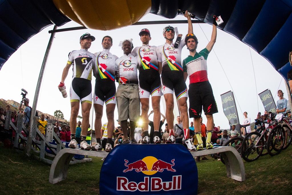 Songo Champions Race 2013