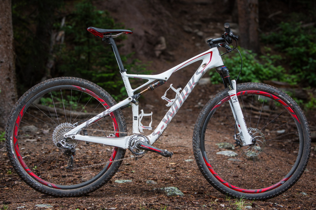 1743f58c4 Specialized S-Works Epic World Cup 2014 - Technika - Redakční foto ...