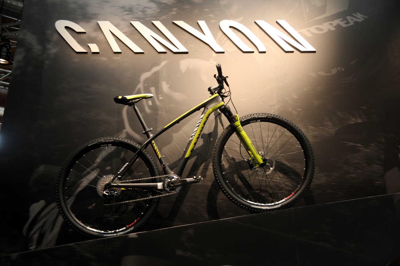 Canyon - Eurobike 2013
