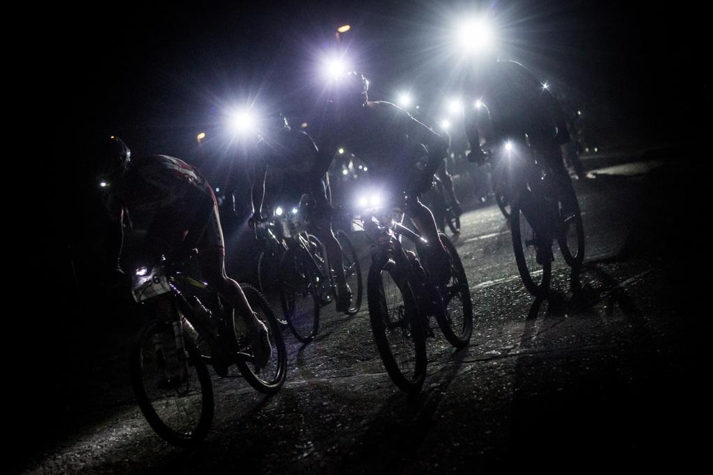 Trek Prague Night MTB Series 2013 - Hostivař