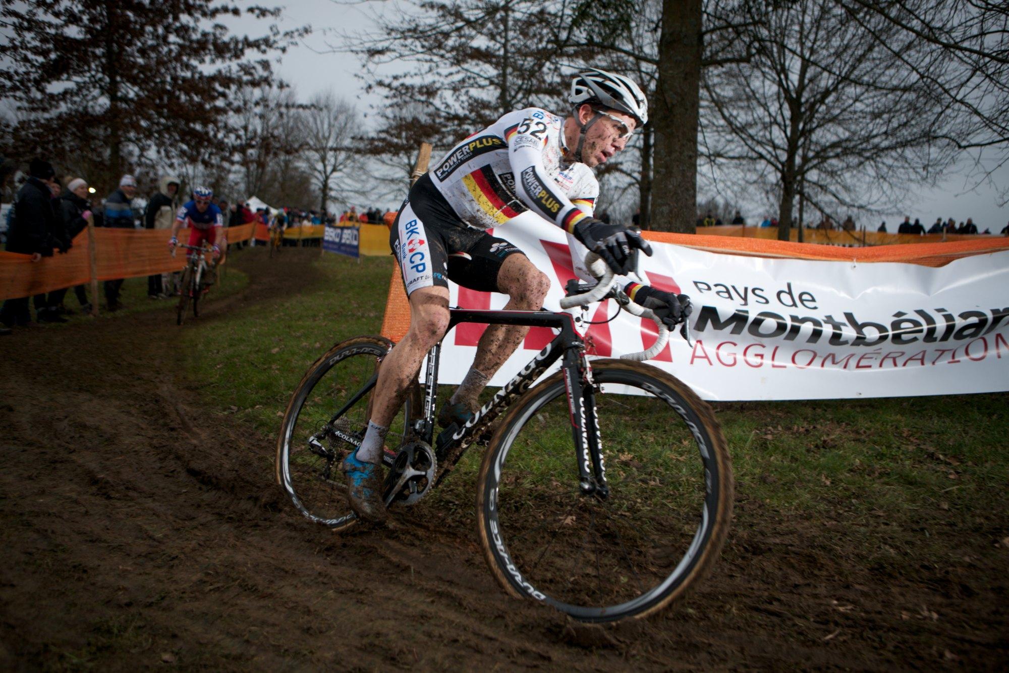 Světový pohár v cyklokrosu, Nommay 2014: Philipp Walsleben