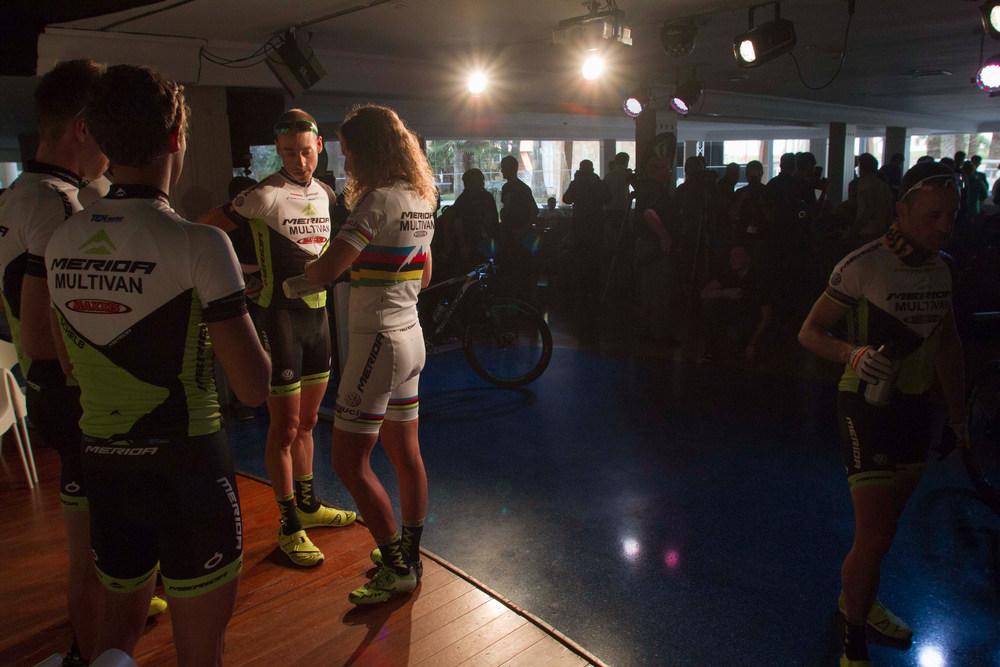 Multivan Merida Biking Team 2014