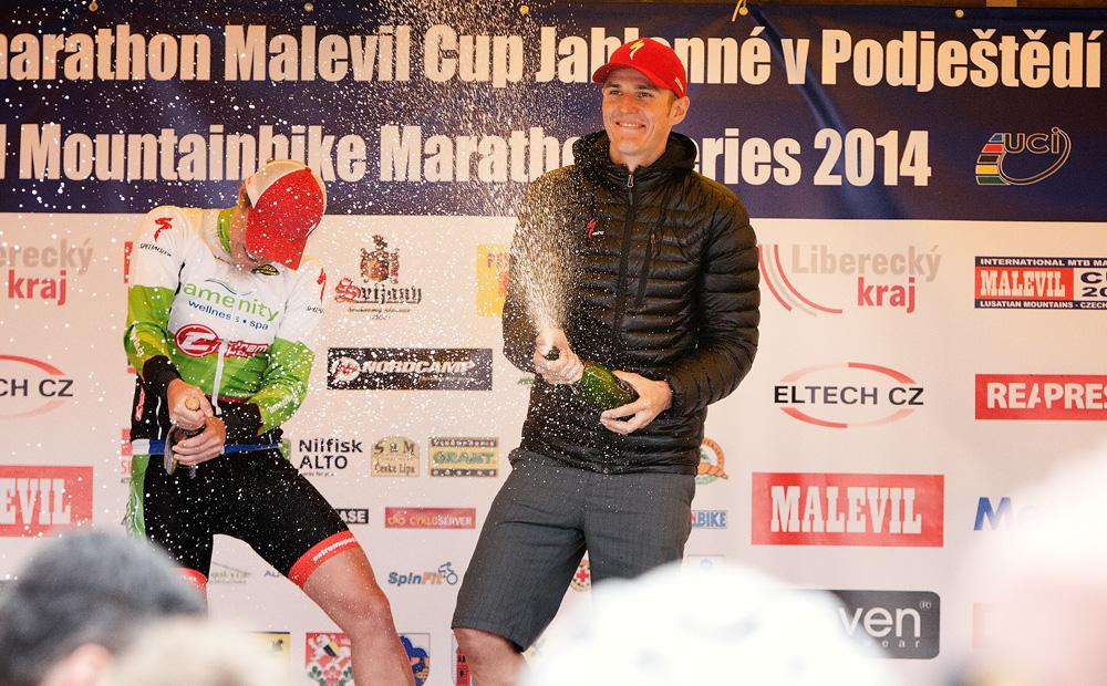 Malevil Cup 2014: stříkačka v podání Kulhavého a Berkové