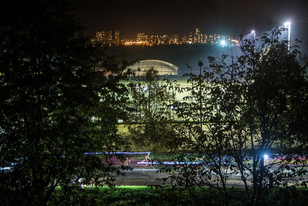 Trek Prague Night MTB Series #2 2014 - odstartováno