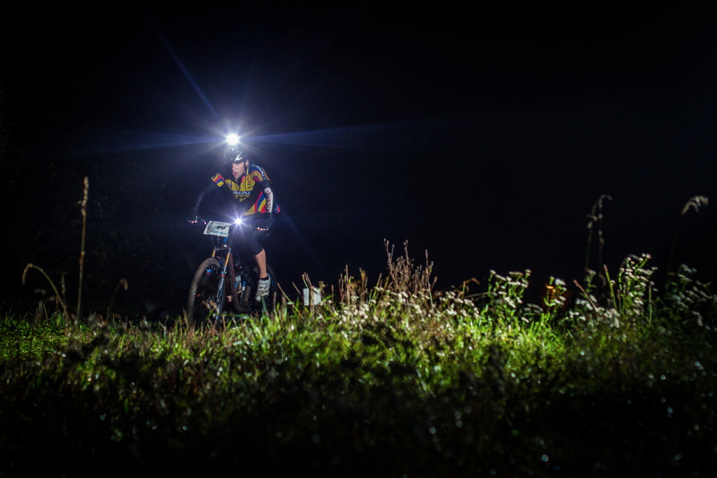 Trek Prague Night MTB Series #2 2014