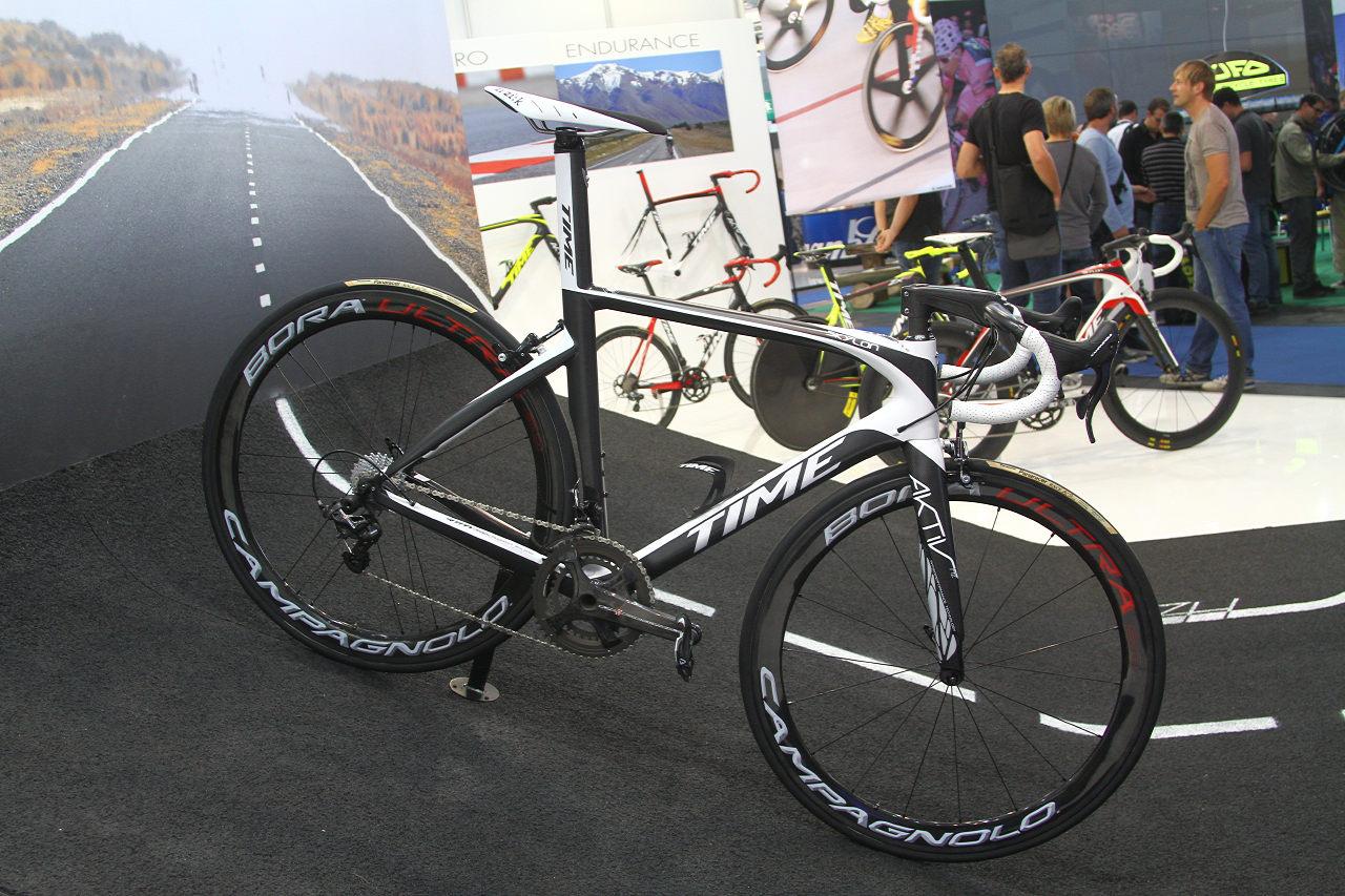 Time - Eurobike 2014