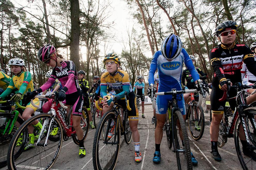Mistrovství ČR v cyklokrosu žen a mládeže, Milovice 2014