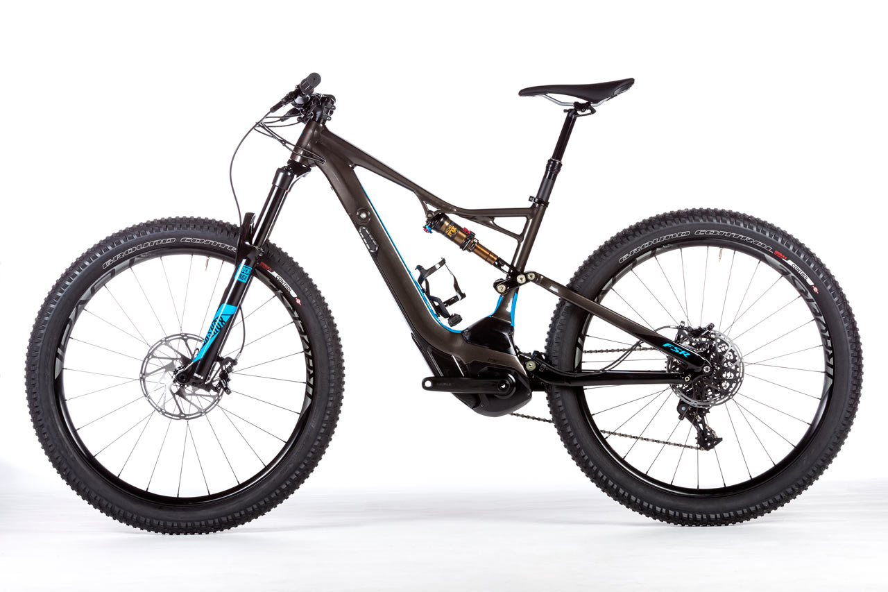 Specialized Turbo Levo 2016