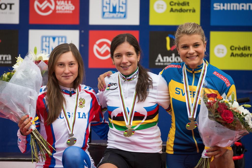 Mistrovství světa MTB XCO: ženy U23