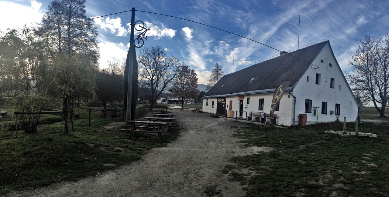 Rychleby - podzim 2015 - Základna RS