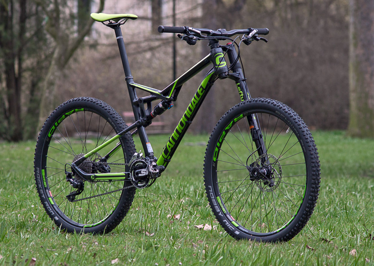 Cannondale Habit Carbon 3