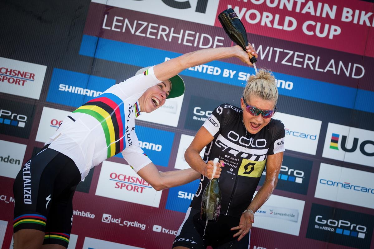 Světový pohár XCO #4 - Lenzerheide